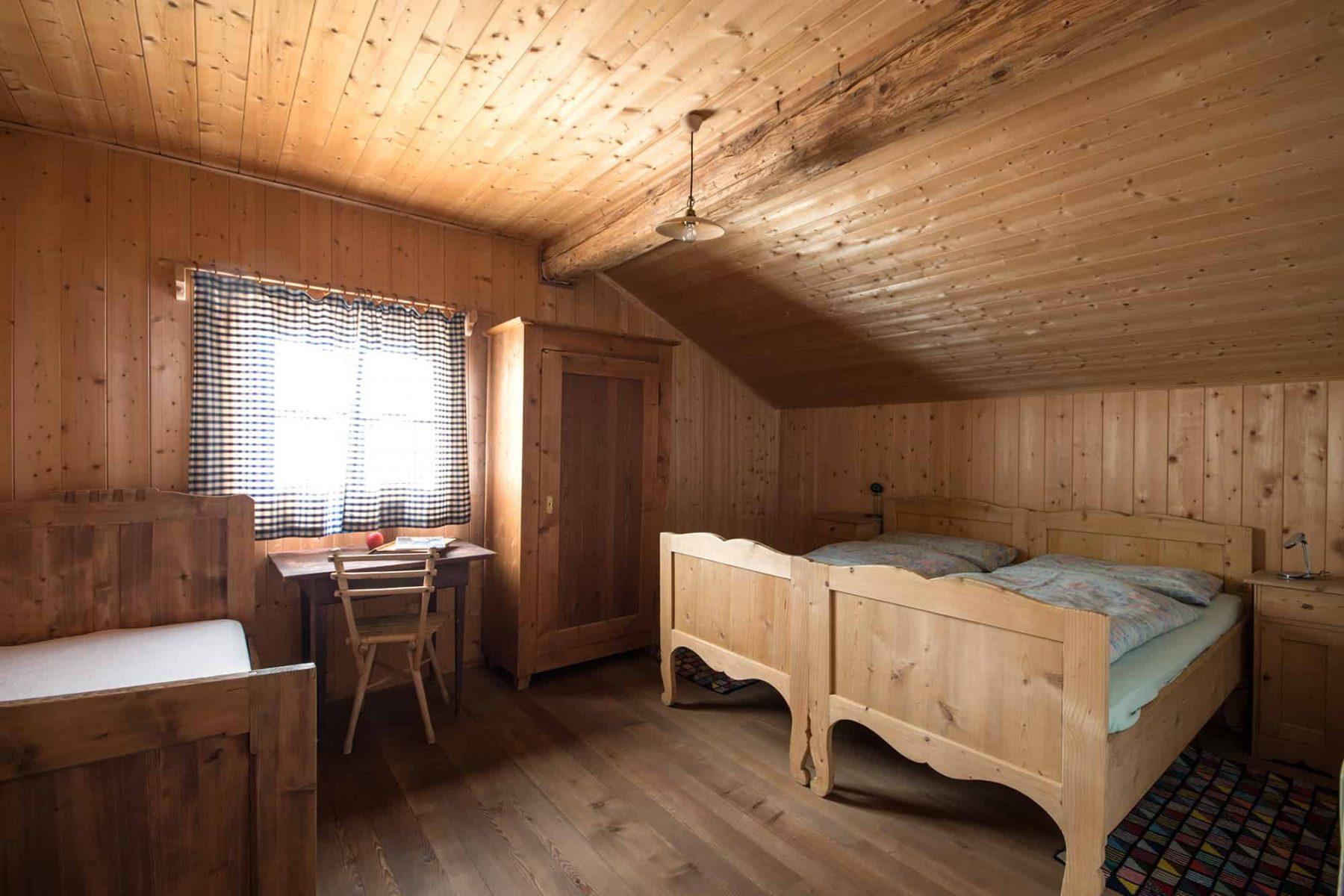 Ahornwohnung 3-Bett-Zimmer