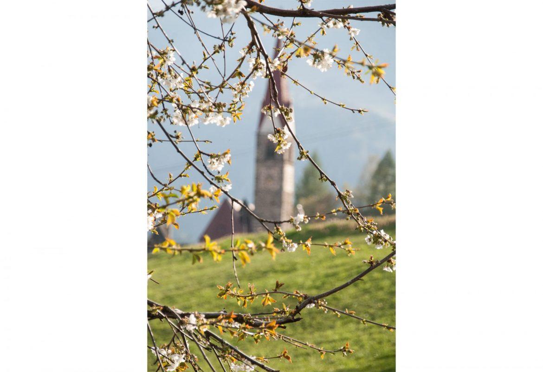 Kirche Dorf St. Pankraz, Ultental